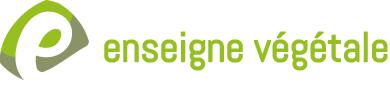 Logo enseigne végétale
